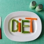 Женская диета глазами желудка