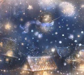 Расстегну на небе пуговицы звёзд... - ночные стихи о звездах