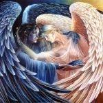 Она любила Ангела…