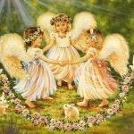 Мой первый ангел — это сердце…(Пять Ангелов)