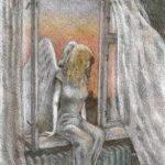 Мама, скажи – это ангел? .. (Колыбельная о крыльях)