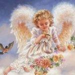 Мой ангел прилетел ко мне однажды…