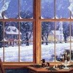 Диалог у новогодней ёлки — оригинал и переделки песни