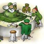 Ваню в армию забрали… (частушки)