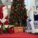 Как Дед Мороз встречался с Сантой-Клаусом