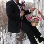 «Цветочная лавка» — сценарий выкупа невесты