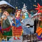 Украинские колядки на Рождество