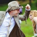 «Богатырская мощь» — свадебные испытания для жениха