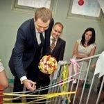 «Вверх по лестнице» — свадеьный сценарий выкупа невесты