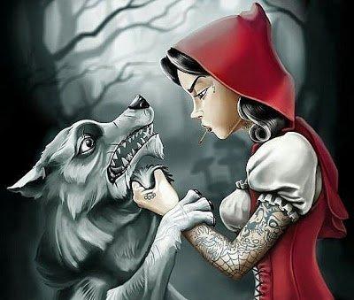 Красная Шапочка и Волк | ПараФраз о разном