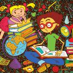 Учат в школе— оригинал и переделки песни