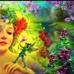 Песня о волшебном цветке