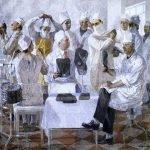 Люди в белых халатах — оригинал и переделки песни