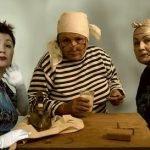 Три девицы под окном — сценка на юбилей мужчины