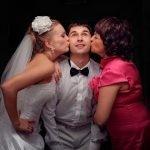 Свадебные кричалки про родню