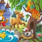 Сказочные и мифологические персонажи - тематическая подборка