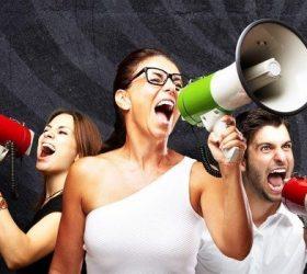 Кричалки и шумелки и застольные игры с гостями на на разные праздники