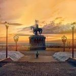 Владимир - стихи про город и его жителей