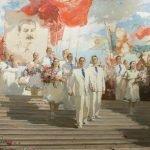 Москва майская — оригинал и переделки песни